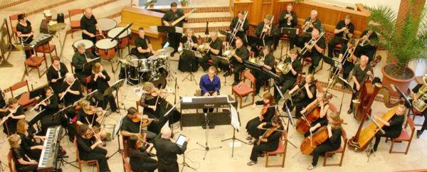 Эстрадный оркестр из Нэшвилла